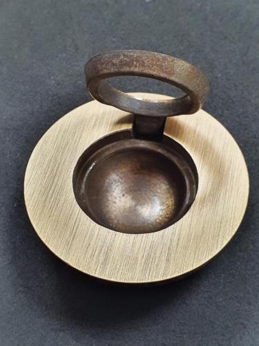 Стеклоструйная обработка бронзыюПеред